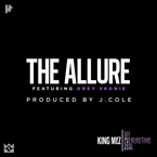 King Mez ft. Drey Skonie - The Allure Artwork