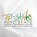 Kirswords ft. Soul Khan & Joe Swisher - Tri-State Mindstate Artwork