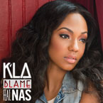 K'LA ft. Nas - Blame Artwork