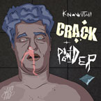 Crack & Powder Artwork