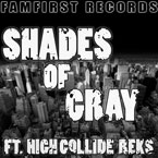 Knowledge Medina ft. High Collide & REKS - Shades of Grey Artwork