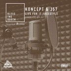 Koncept & J57 - Live For It (Bless The Booth Freestyle) Artwork