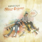 Koncept ft. Tanya Morgan - Space Mountain Artwork