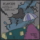 Koncept ft. Royce da 5&#8217;9&#8221; - Watch The Sky Fall Artwork