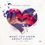 KonFiiDent - What You Know About Love ft. Tory Lanez Artwork