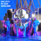 Kool Keith - Super Hero ft. MF DOOM Artwork