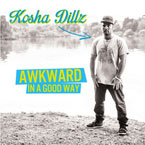 Kosha Dillz - What's Going on Upstairs? Artwork
