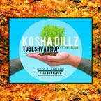 Kosha Dillz ft. Ari Lesser - Tubeshvat Hop Artwork