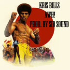 Kris Bills - Awh! (Samurai Sh*t) Artwork