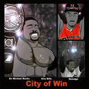 Kris Bills ft. Sir Michael Rocks & Naledge - City of Win Artwork