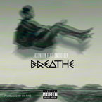 KRNDN ft. Smoke DZA - Breathe Artwork