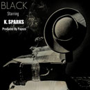 K. Sparks - Black Artwork