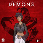 KuroiOto ft. James Gardin, The Amature, Jahshua Smith & Rafael - Demons Artwork