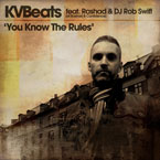 KVBeats ft. Rashad & DJ Rob Swift - You Know the Rules Artwork