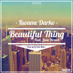 Kwame Darko ft. Juno Brown - Beautiful Thing Artwork