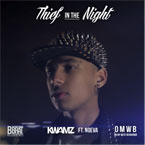 Kwamz ft. Noeva - Thief in the Night Artwork