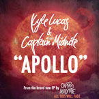 Kyle Lucas & Captain Midnite - Apollo Artwork