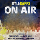 Kyle Rapps ft. Talib Kweli - Universe Traveler Artwork