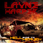 Layne Harper - Hell Ride to Heaven Artwork