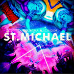 L.atasha A.lcindor - St. Michael Artwork