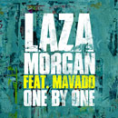 Laza Morgan ft. Mavado - One by One Artwork