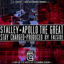 Leedz Edutainment ft. Stalley &amp; Apollo The Great - Stay Charged Artwork