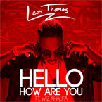 Leon Thomas ft. Wiz Khalifa - Hello How Are You Artwork