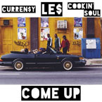 LE$ x Cookin' Soul ft. Curren$y - Come Up Artwork