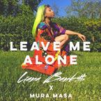 Liana Bank$ - Leave Me Alone Artwork