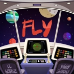 Lil George - FLY ft. Diggy Simmons Artwork