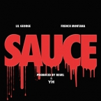 Lil George - Sauce (Remix) ft. French Montana Artwork