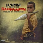 Lil Wayne - RappaPomPom (Mastered) ft. Junior Reid Artwork