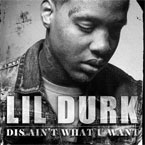Lil Durk - Dis Ain't What U Want Artwork