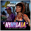 Lil Mama ft. Snoop Dogg - NY NY LA LA Artwork