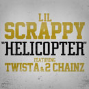 Lil Scrappy ft. Twista & 2 Chainz - Helicopter Artwork