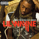 Lil Wayne ft. Eminem - Drop the World Artwork
