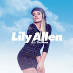Lily Allen - Air Balloon Artwork