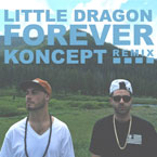 Koncept - Forever (Little Dragon Remix) Artwork