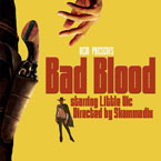 Little Vic - Bad Blood Artwork