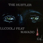 LL Cool J ft. Mavado - The Hustler Artwork