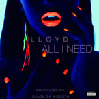 Lloyd - All I Need Artwork