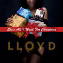 Lloyd - She&#8217;s All I Want For Christmas Artwork