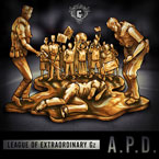 League Of Extraordinary Gz - APD Artwork