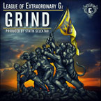 The League Of Extraordinary Gz - Grind Artwork