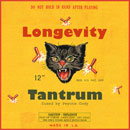 Longevity - Tantrum Artwork