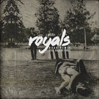 Lorde ft. Gilbere Forte - Royals (RAAK Remix) Artwork