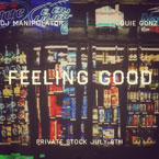 Louie Gonz x DJ Manipulator - Feelin Good Artwork