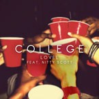 LoVel ft. Nitty Scott, MC - College Artwork