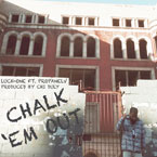 Luck-One ft. PropaneLV - Chalk Em Out Artwork