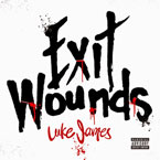 Luke James - Exit Wounds Artwork